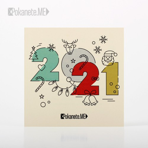 КАРТИЧКА 2021 - 01