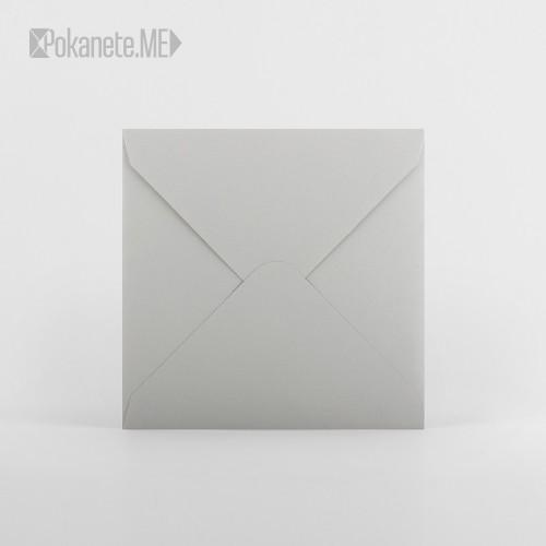 Цветен плик за писмо IQ - мидено сиво