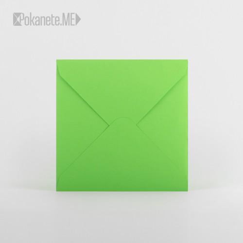 Цветен плик за писмо IQ - тревно зелено