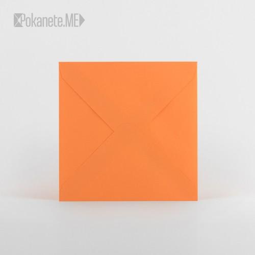 Плик за писмо - светло оранжев