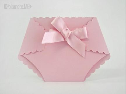 Покана за детски рожден ден PANTIES
